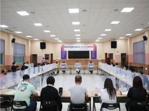 제41회 전국장애인체육대회 경남선수단 실무자회의
